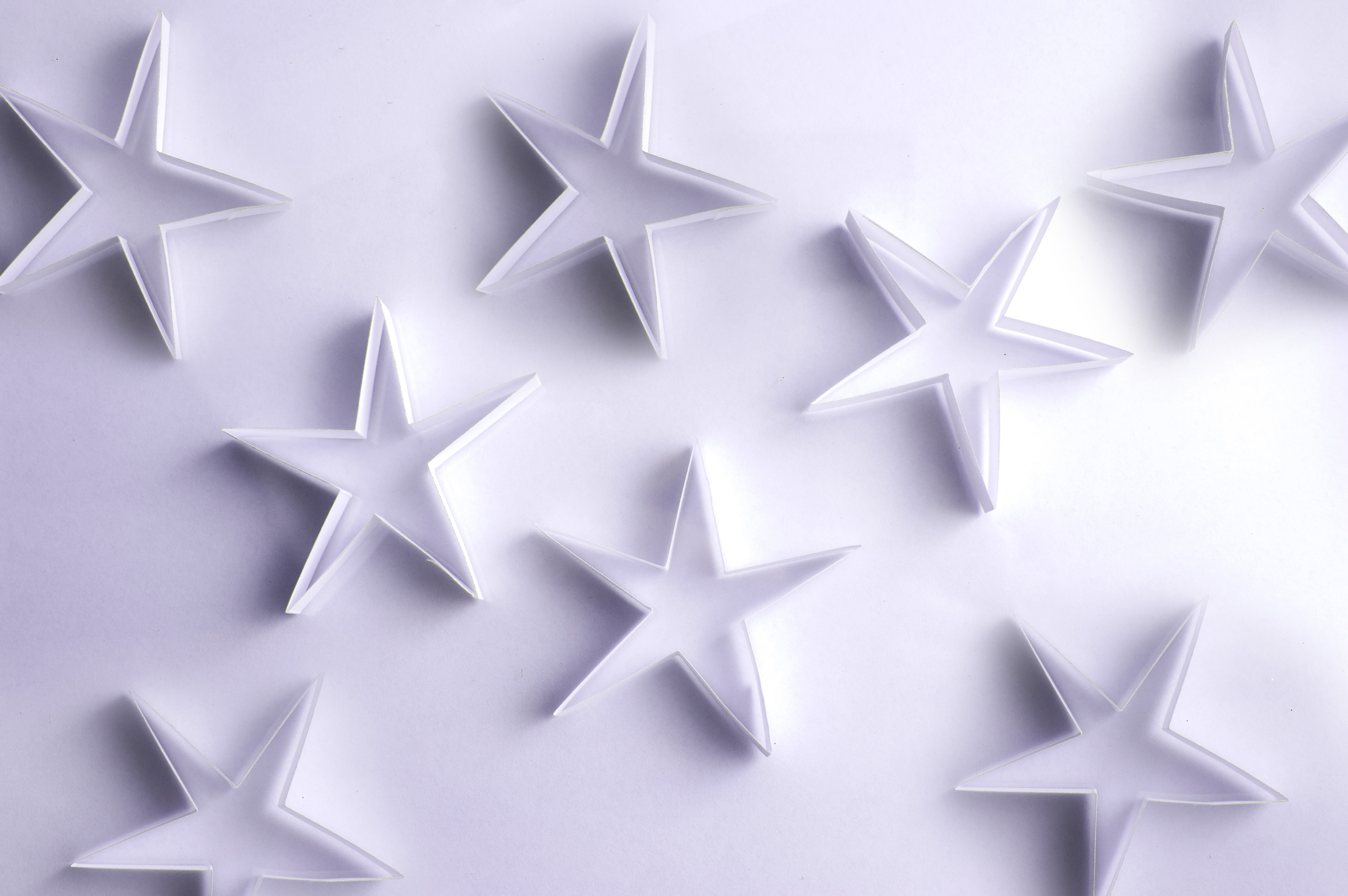 Photo of Paper star background Free christmas images