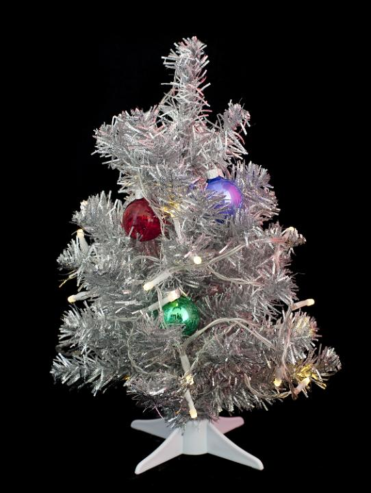 Small Silver Christmas Tree.Photo Of Mini Christmas Tree Free Christmas Images