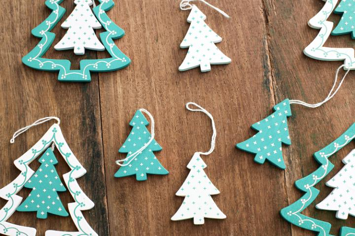 Photo Of Decorative Christmas Tree Ornaments Free