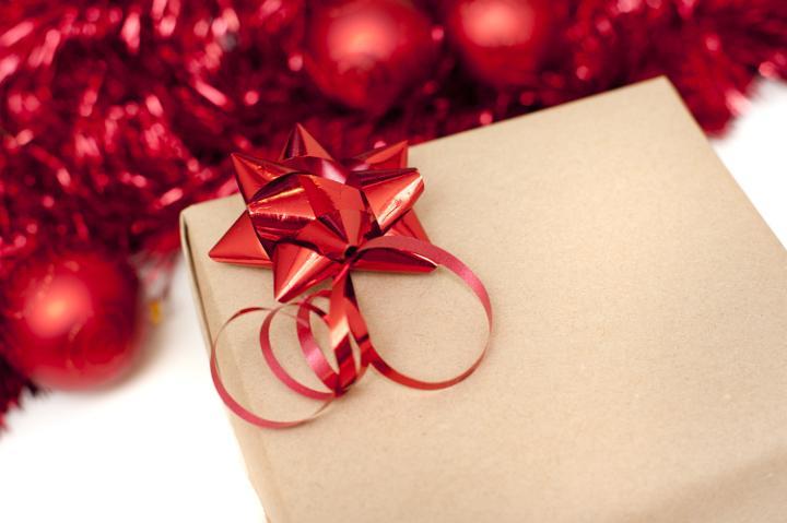 Bow Christmas Ornaments