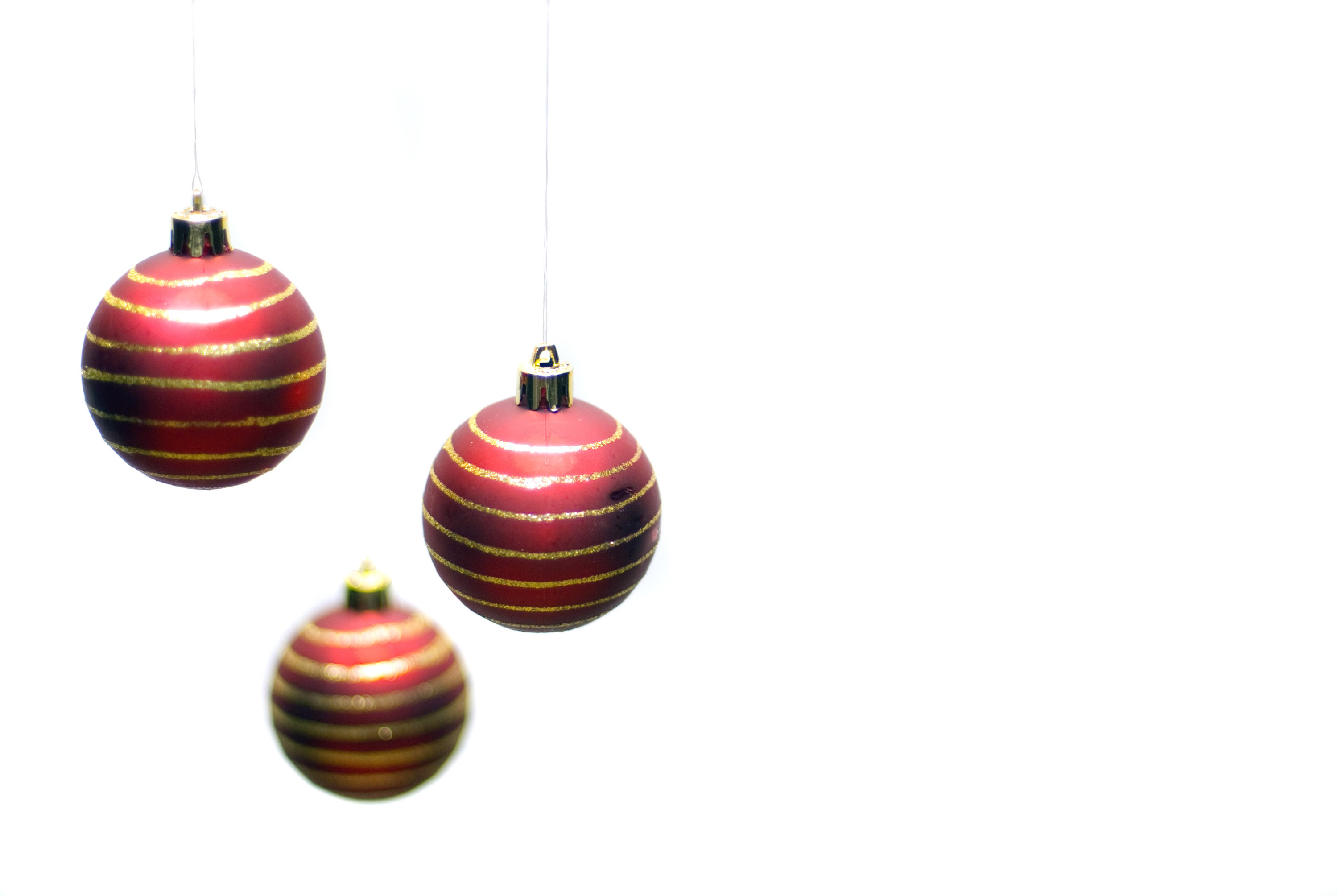 Photo of Ornaments Trio | Free christmas images