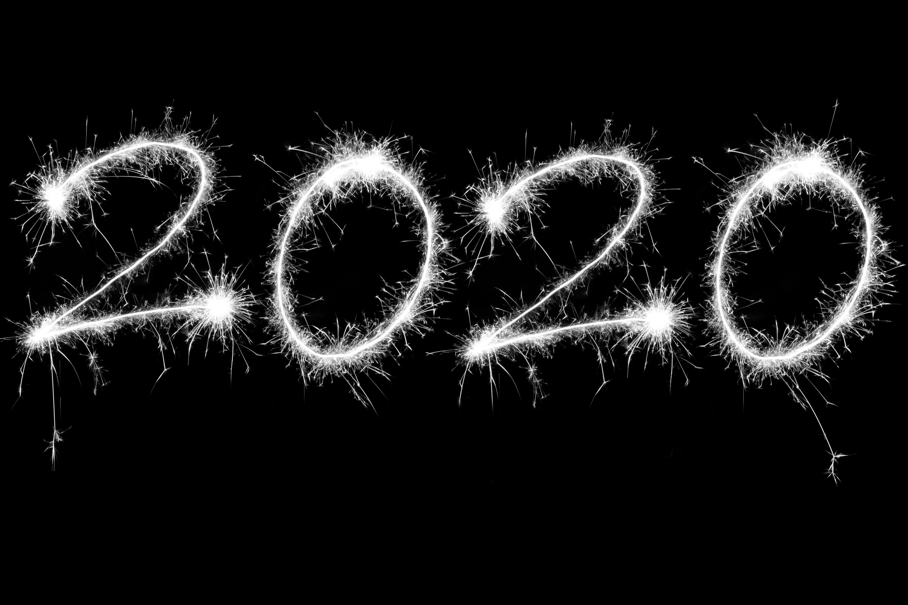 Photo of Sparkling firework new year 2020   Free christmas ...